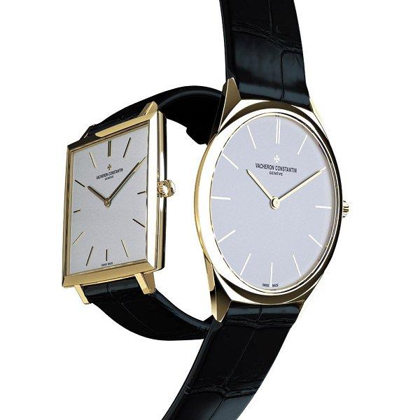 江诗丹顿Historique 1955超薄腕表-时尚珠宝设计【行业顶级】