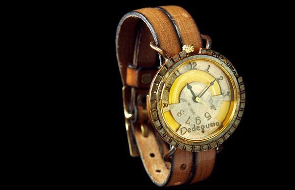 腕上玩物 Dedegumo手工表-时尚珠宝设计【行业顶级】