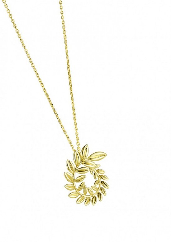 "Chopard用""良心黄金""打造金棕榈Palme Verte珠宝系列-珠宝首饰展示【行业精选】"