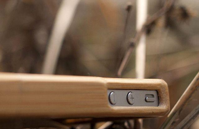SigniCASE:竹制iPhone保护壳-时尚珠宝设计【行业顶级】