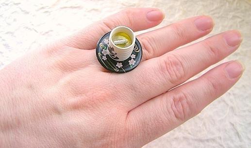 手指上的美味-创意珠宝