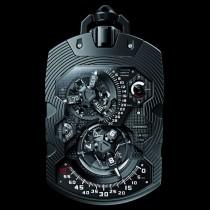 Urwerk 2011新作UR-1001 Zeit Device-珠宝首饰展示图【行业经典】