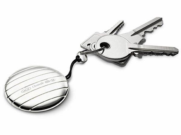 Christofle推出纯银USB3.0闪盘-创意珠宝