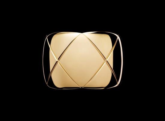 经典菱格纹 CHANEL全新Coco Crush珠宝系列-珠宝首饰展示【行业精选】