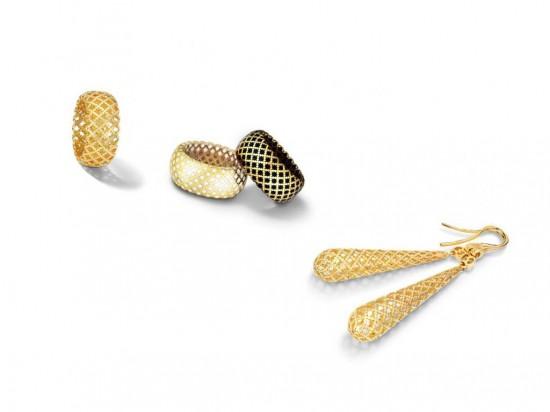 传承奢华设计 Gucci全新Diamantissima珠宝系列-珠宝首饰展示【行业精选】
