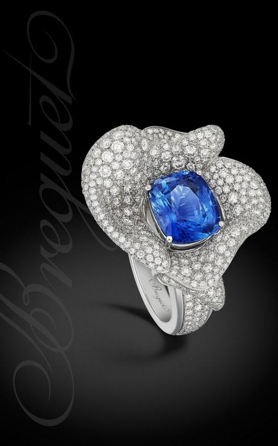 铭记传奇 宝玑全新Mini Reine de Naples珠宝系列
