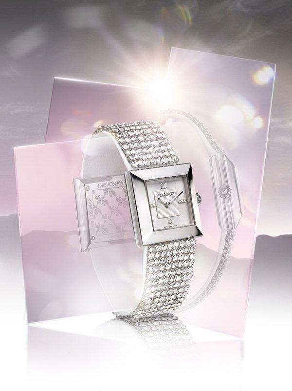 施华洛世奇(Swarovski) 2011全新表款-时尚珠宝设计【行业顶级】