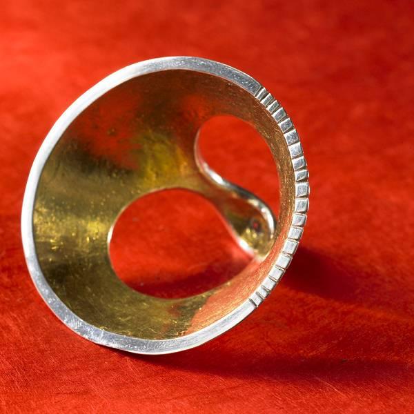 2010 Saul Bell 珠宝设计获奖作品(Metal Clay)-创意珠宝