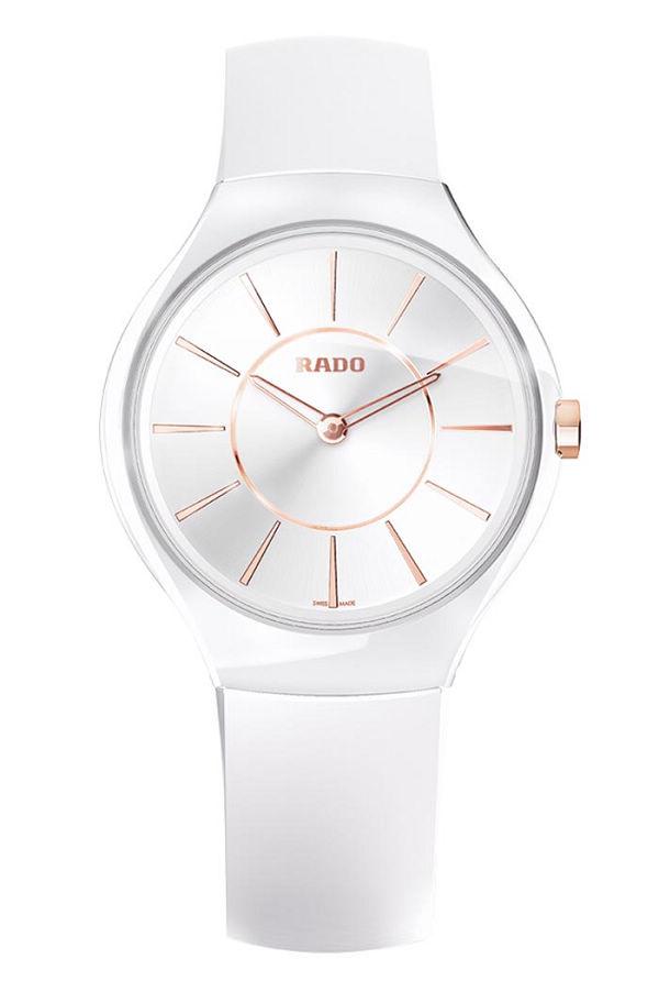 厚度仅有1厘米 全世界最薄RADO陶瓷腕表-时尚珠宝设计【行业顶级】
