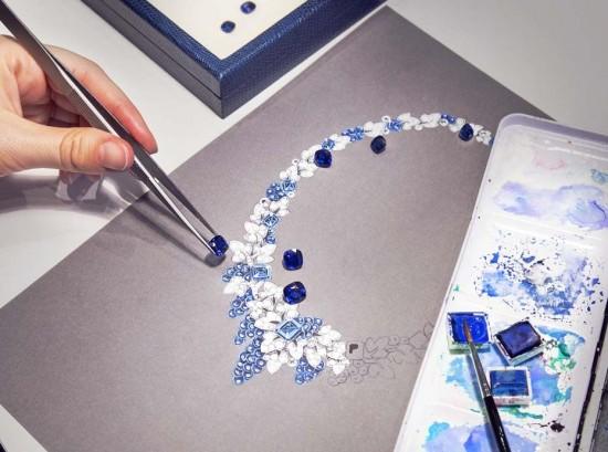 Graff瑰丽珠宝现身2014巴黎古董双年展-珠宝首饰展示【行业精选】