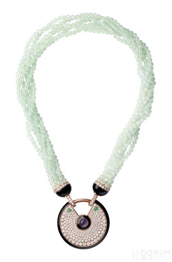 品味东方情调 卡地亚Cartier Évasions Joaillières系列-珠宝首饰展示图【行业经典】