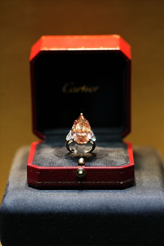卡地亚Cartier百年臻品珠宝-珠宝首饰展示图【行业经典】