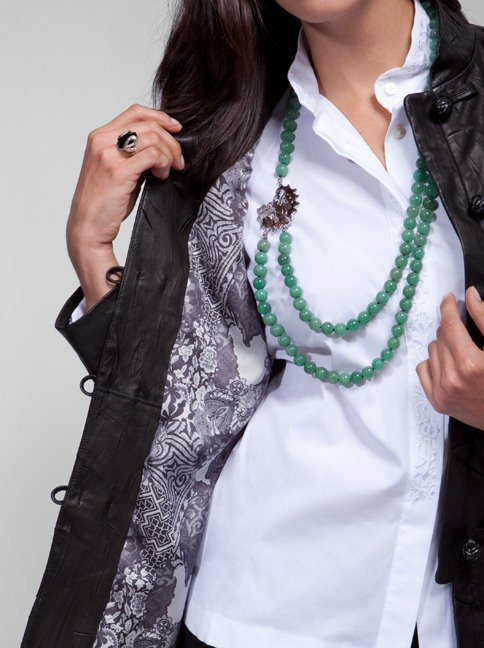 上海滩(Shanghai Tang)中式珠宝-珠宝首饰展示图【行业经典】