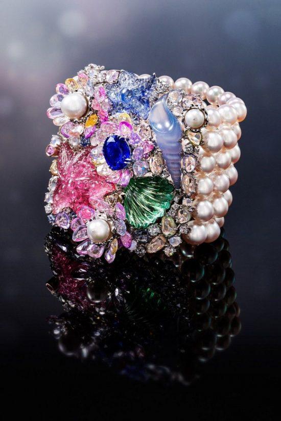 华裔珠宝设计师AHHA HU高订珠宝进驻巴黎丽兹酒店