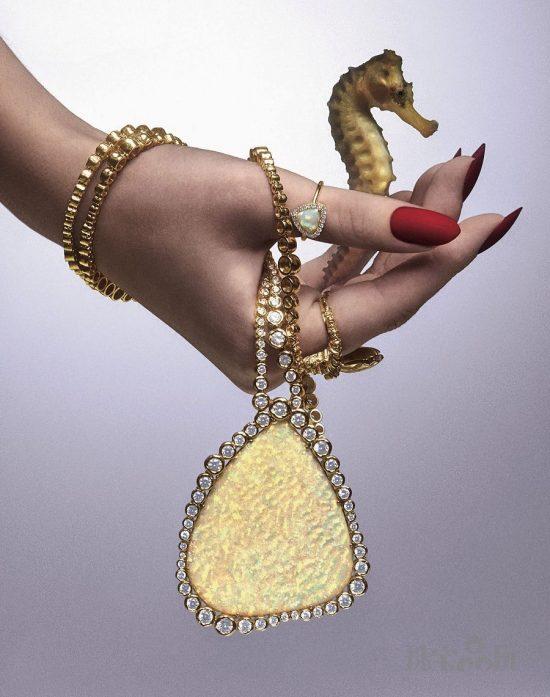 Amsterdam Sauer:海底下的奇思妙想-精美珠宝【秘密:适合高贵女人的珠宝】
