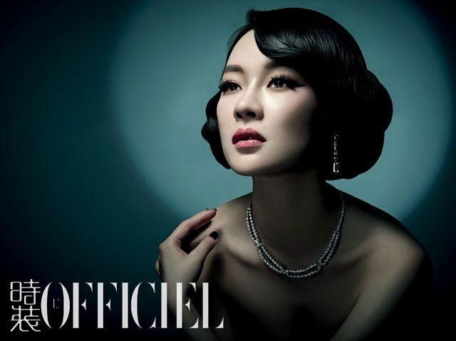 《时装L'OFFICIEL》顶级珠宝大片-珠宝首饰展示图【行业经典】