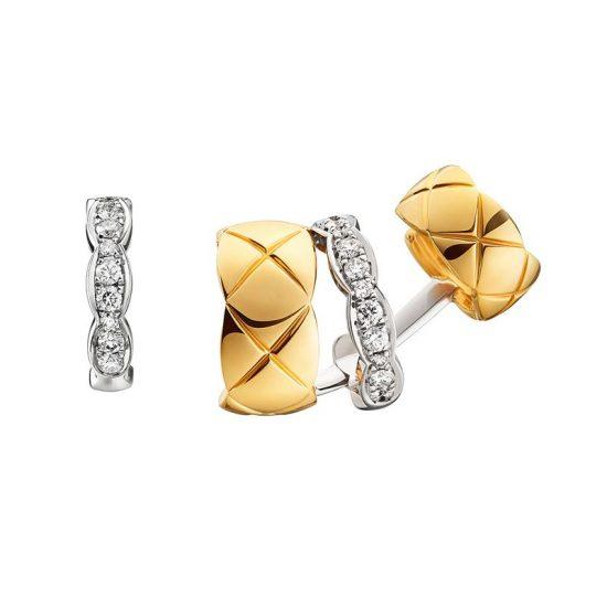 无法抗拒的菱格纹 Chanel Coco Crush 2018新作登场-精美珠宝【秘密:适合高贵女人的珠宝】