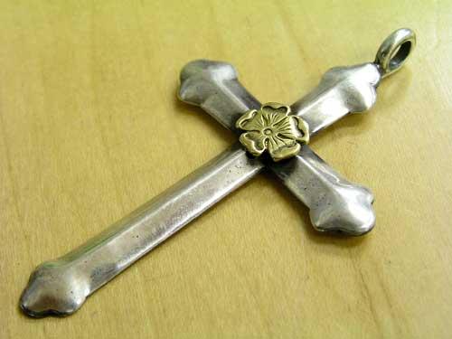 高桥五郎孤高之银器 GORO'S 十字架