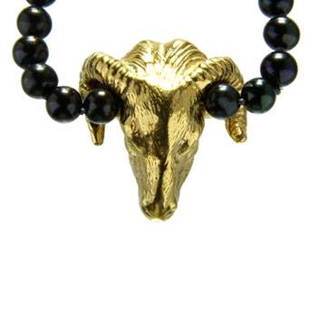 Emma Franklin设计的动物形态珠宝-创意珠宝