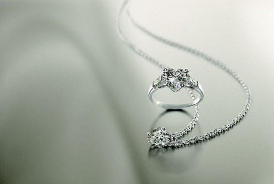 见证海誓山盟 宝格丽Bridal系列结婚钻戒-珠宝首饰展示【行业精选】