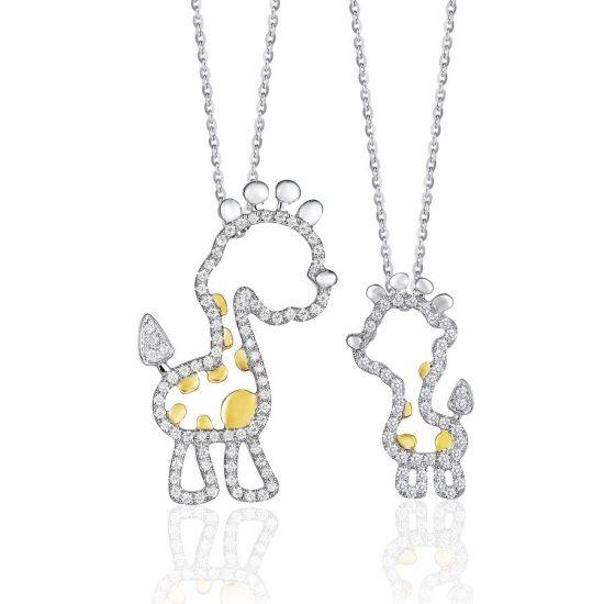 珠宝也玩亲子风 英皇珠宝推出Mini Me亲子珠宝系列