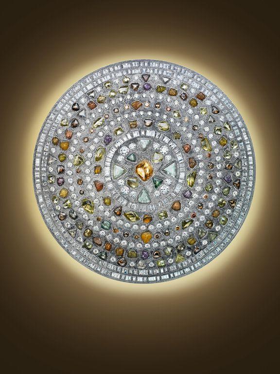 Talisman Wonder:钻石珠宝艺术的奇迹-珠宝首饰展示图【行业经典】