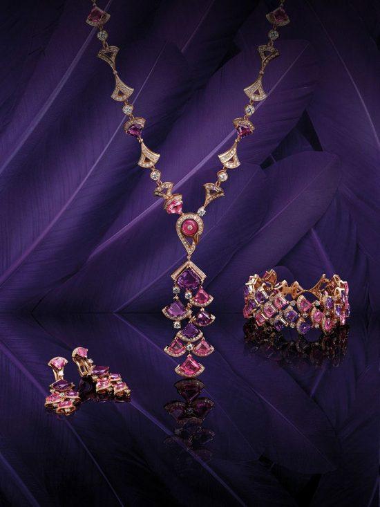 女伶蜕变!宝格丽(BVLGARI)Divas Dream全新作品登场-精美珠宝【秘密:适合高贵女人的珠宝】