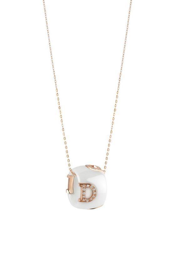 优雅的典范 DAMIANI D.ICON珠宝系列