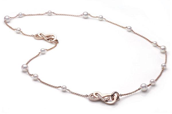 Mikimoto:新娘首饰上佳之选-珠宝首饰展示图【行业经典】