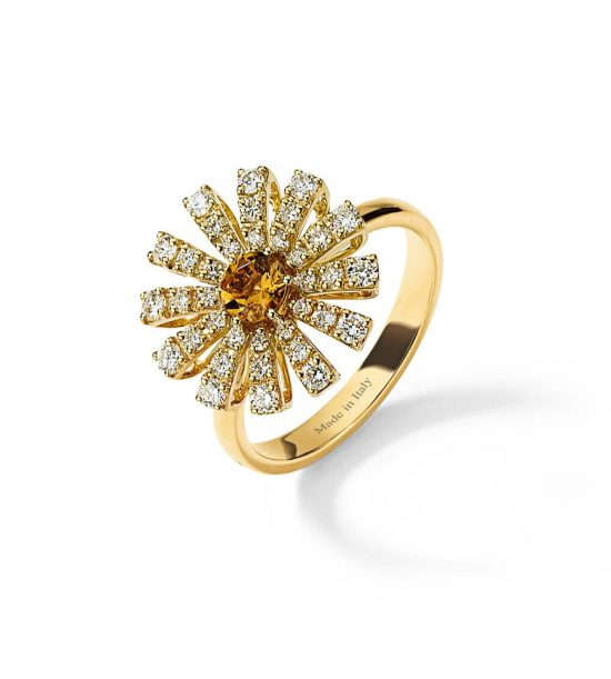 绽放尊贵气息 Damiani打造全新玛格丽特皇后珠宝系列-精美珠宝【秘密:适合高贵女人的珠宝】