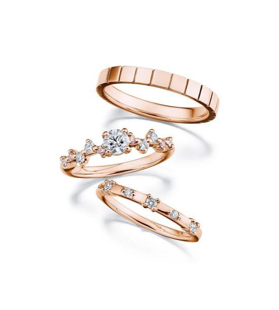 结婚套戒:时时配戴让爱永恒存在