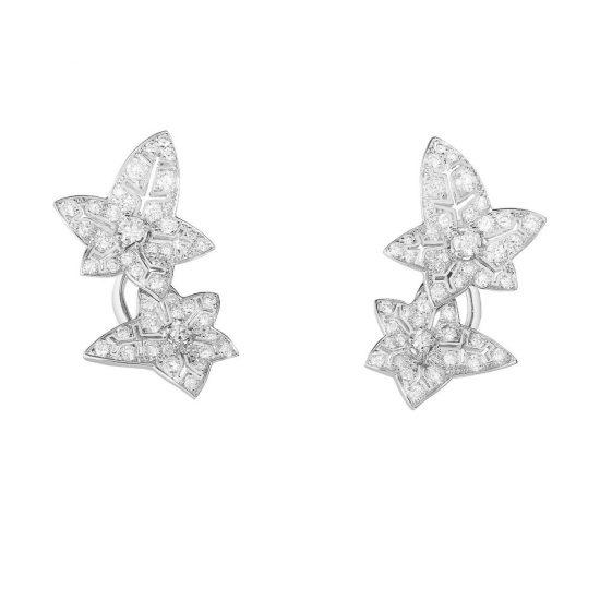 宝诗龙(Boucheron):永恒的常春藤-精美珠宝【秘密:适合高贵女人的珠宝】