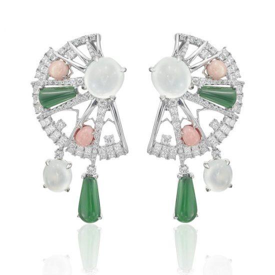 Sarah Ho:翡翠珠宝设计中的建筑美学-珠宝设计【哇!行业大师灵魂之作】