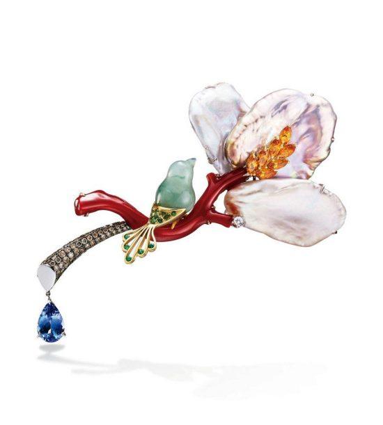珠宝设计师林晓同推出2017新春珠宝新品
