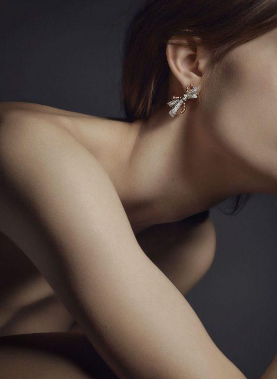 尚美(Chaumet)全新Insolence高级珠宝系列 绽放法式优雅魅力