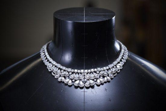 璀璨非凡!萧邦(Chopard)打造Garden of Kalahari高级珠宝系列