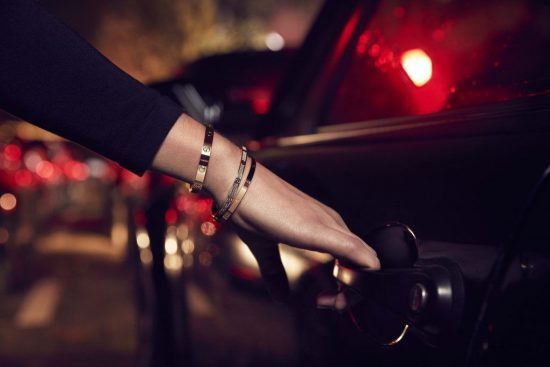 卡地亚重新演绎经典佳作 呈现全新LOVE系列-精美珠宝【秘密:适合高贵女人的珠宝】