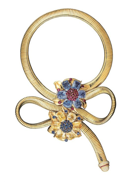 梵克雅宝的珠宝艺术:大自然