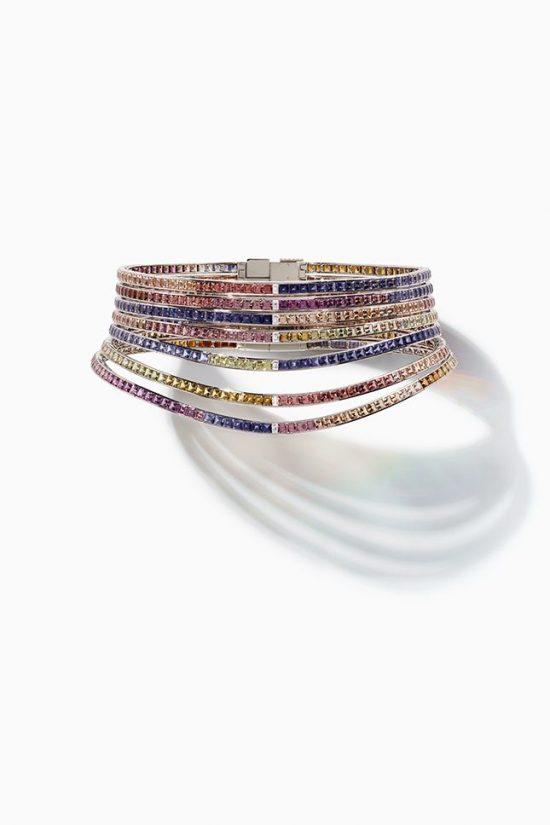 """爱马仕(Hermès)最新高级珠宝系列""""HB IV Continuum"""""""