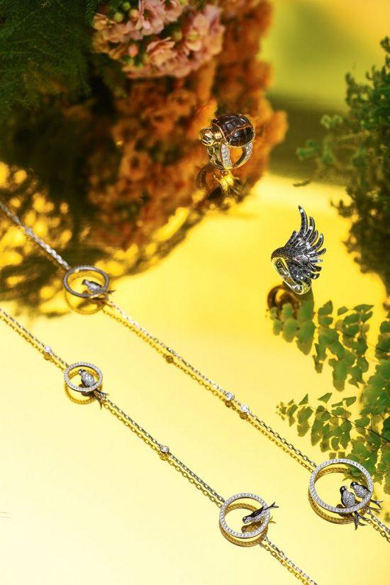 一窥高级珠宝的奇幻秘境