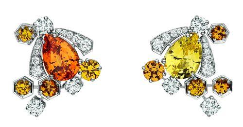 尚美(Chaumet) Lune de Miel蜜蜂主题珠宝-珠宝首饰展示图【行业经典】