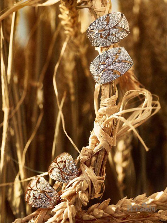 Les Blés de CHANEL:麦穗变珠宝