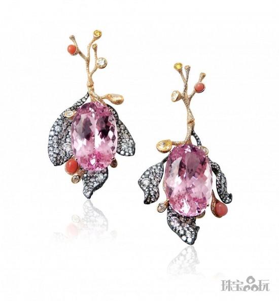 赵心绮Cindy Chao:充满生命力的珠宝-珠宝设计【哇!行业大师灵魂之作】