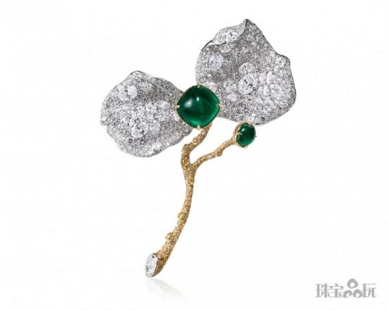 赵心绮Cindy Chao:充满生命力的珠宝