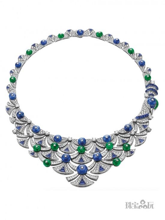 用华丽复刻经典 宝格丽Magnificent Inspirations高级珠宝系列-精美珠宝【秘密:适合高贵女人的珠宝