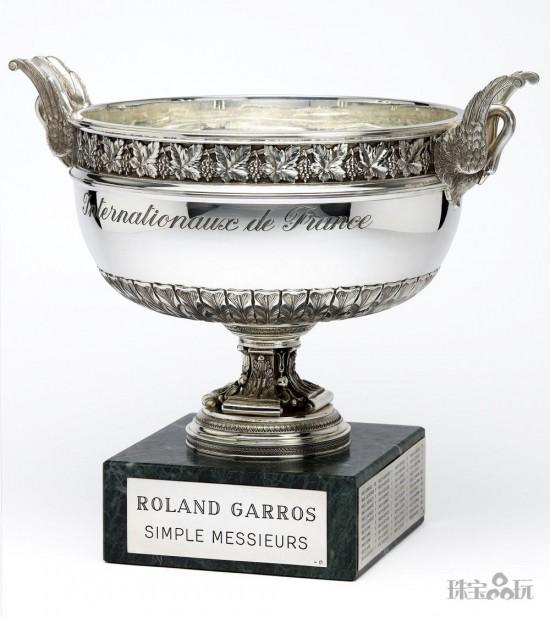 """揭秘:法网男单冠军""""火枪手杯(Mousquetaires Cup)""""制作过程-珠宝设计【哇!行业大师灵魂之作】"""