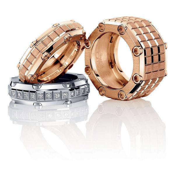 爱彼:皇家橡树离岸型系列戒指-珠宝首饰展示图【行业经典】