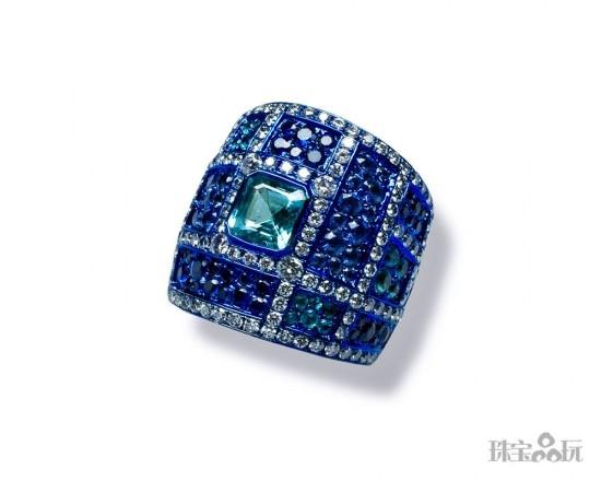 王幼伦(Michelle Ong):中西风格兼具的珠宝设计师-珠宝设计【哇!行业大师灵魂之作】