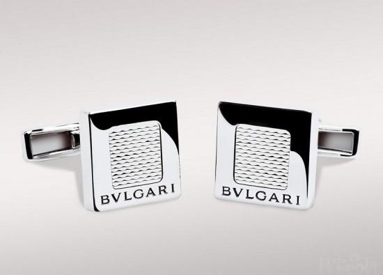 宝格丽(Bulgari)2012最新男士袖扣系列-珠宝首饰展示【行业精选】