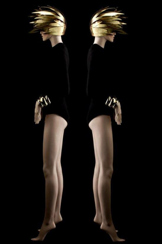 诡异气息 Alexis Bittar 2012秋冬首饰系列-珠宝首饰展示【行业精选】
